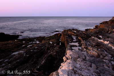 The dawn's early light - Pemaquid, ME ... September 6, 2009 ... Photo by Rob Page III