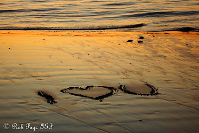 I love you - Pemaquid, ME ... September 2, 2007 ... Photo by Rob Page III