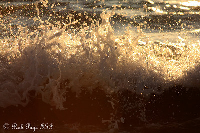 Waves from Hurricane Earl - Pemaquid, ME ... September 4, 2010 ... Photo by Rob Page III