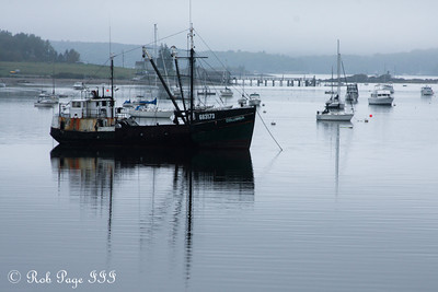 Maine's maritime roots show through - New Harbor, ME ... September 2, 2013 ... Photo by Rob Page III