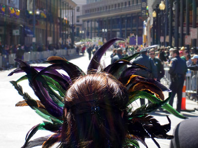 Mardi Gras - New Orleans, LA ... February 26, 2006 ... Photo by Rob Page III