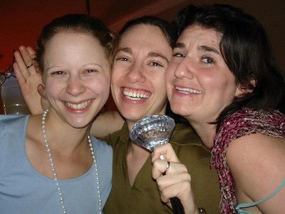 Emily, Stephanie, and Liora - Baton Rouge, LA ... February 24, 2006 ... Photo by Rob Page III