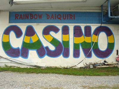 A Casino/Daiquiri Shack - Breaux Bridge, LA ... February 25, 2006 ... Photo by Rob Page III