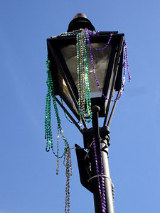 Rue Bourbon - New Orleans, LA ... February 27, 2006 ... Photo by Rob Page III
