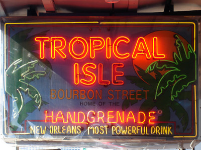 Tropical Isle - New Orleans, LA ... February 27, 2006 ... Photo by Rob Page III