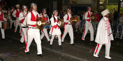 Mardi Gras - New Orleans, LA ... February 27, 2006 ... Photo by Rob Page III