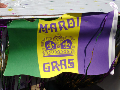 Mardi Gras in the country.  This town is still segregated.  It hosted two parades and two block parties.  One for the African-Americans and one for the Caucasians.  Just a little racism - Mamou, LA ... February 28, 2006 ... Photo by Rob Page III