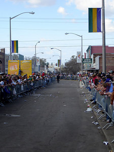Mardi Gras in the country! Getting ready for the parade - Eunice, LA ... February 28, 2006 ... Photo by Rob Page III