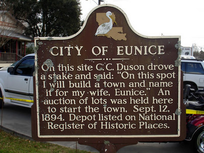Mardi Gras in the country! - Eunice, LA ... February 28, 2006 ... Photo by Rob Page III