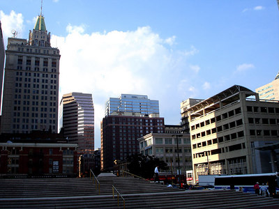 Downtown - Baltimore, MD ... June 6, 2006 ... Photo by Rob Page III