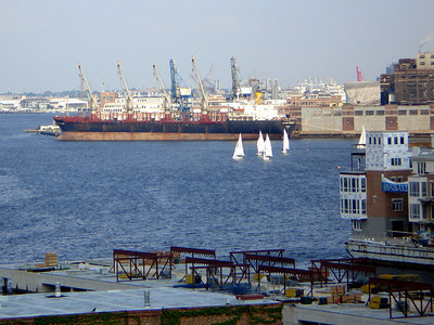 Sailboats - Baltimore, MD ... June 6, 2006 ... Photo by Rob Page III