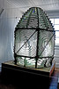 Fresnel lens at Hooper Strait Lighthouse.