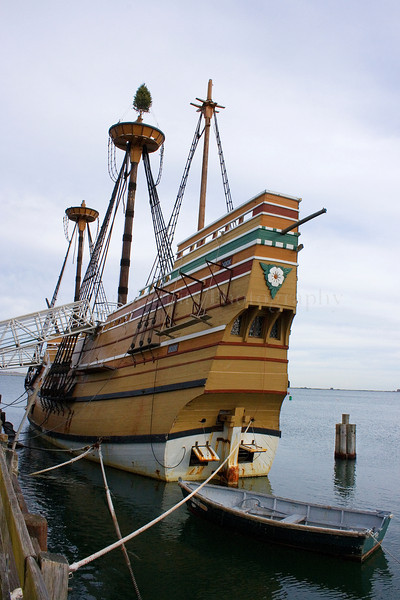 Mayflower. Plymouth, Massachusetts
