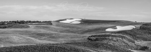 Big Cedar Golf - Gary Player Moutain Top Course - Brian Oar Photography