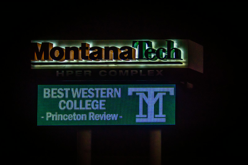 Montana Tech - Best Western College - Circa 1900