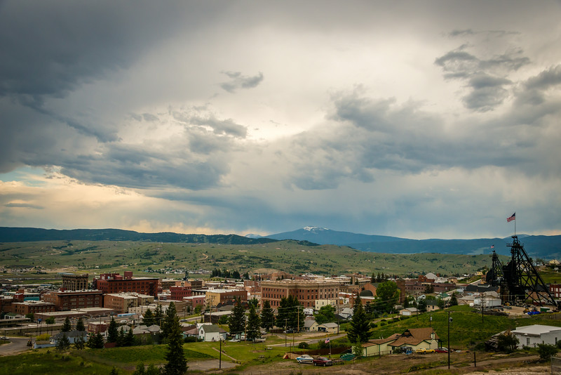 Butte Downtown
