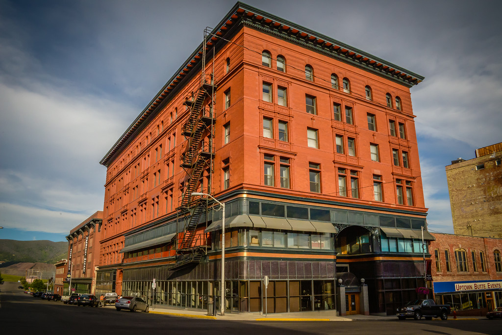 Hennessy Building - Circa 1898
