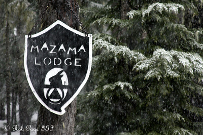 Welcome to the Mazama Lodge - Mt. Hood, OR ... May 4, 2012 ... Photo by Rob Page III