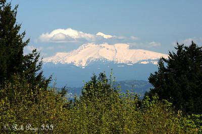 Mt. Hood - Portland, OR ... May 6, 2012 ... Photo by Rob Page III