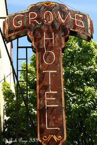 The Grove Hotel - Portland, OR ... May 6, 2012 ... Photo by Rob Page III