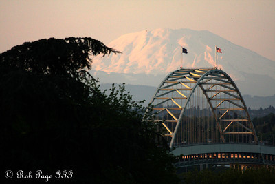 Mt. Saint Helens - Portland, OR ... May 6, 2012 ... Photo by Rob Page III