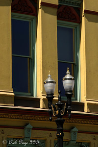 A streetlamp - Portland, OR ... May 6, 2012 ... Photo by Rob Page III