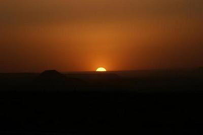 Capitol Reef, Sunset (Panetta)