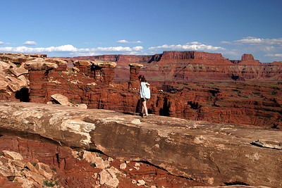 Natural Bridge - Canyonlands (Panetta)