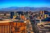 Vegas Strip from air
