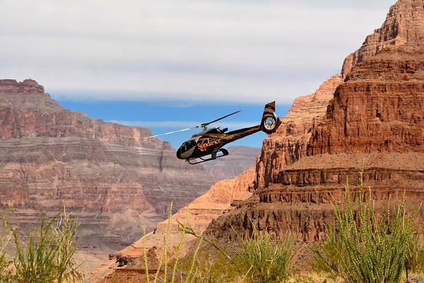 Sundance Helicopter thru Grand Canyon