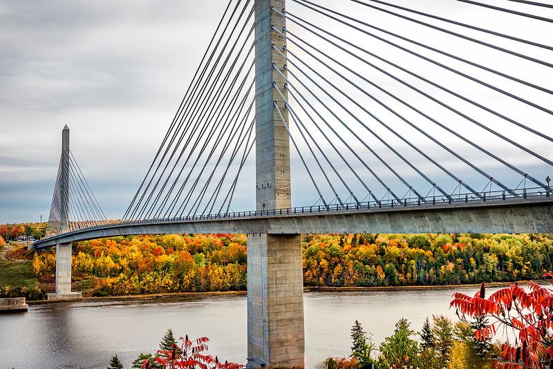 Penobscot Narrows Bridge - Stockton Springs, ME