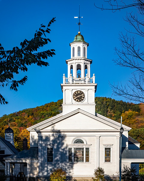 First Congregational Church - Woodstock, VT