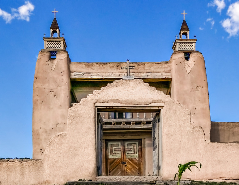 Las Trampas - San José de Gracia Church
