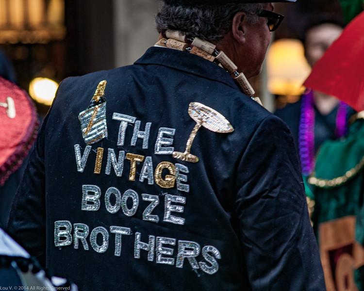 New Orleans 2012 - Mardi Gras