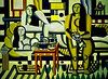Leger's women, MOMA, Manhattan