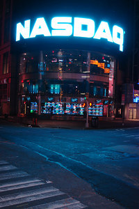 NASDAQ - New York, NY ... July 9, 2006 ... Photo by Rob Page III