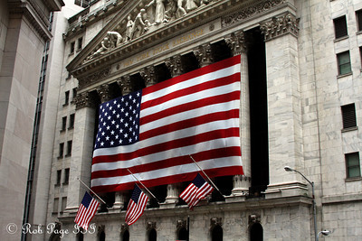The New YorkStock Exchange - New York, NY ... September 11, 2011 ... Photo by Rob Page III