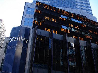 Morgan Stanley - New York, NY ... November 10, 2005 ... Photo by Rob Page III