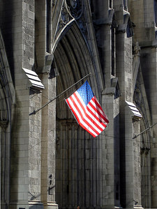 St. Patrick's Cathedral - New York, NY ... November 10, 2005 ... Photo by Rob Page III