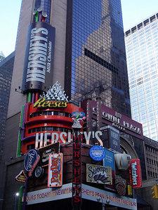 The Hershey's Shop - New York, NY ... November 10, 2005 ... Photo by Rob Page III