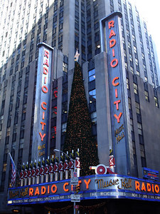 Radio City - New York, NY ... November 10, 2005 ... Photo by Rob Page III