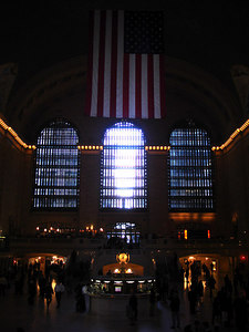 Grand Central Station - New York, NY ... November 10, 2005 ... Photo by Rob Page III