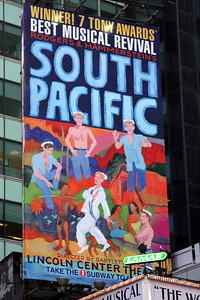 South Pacific - New York, NY ... November 27, 2008 ... Photo by Rob Page III