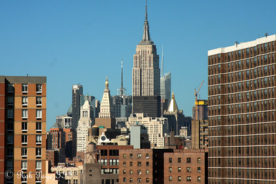 The Empire State Building - New York, NY ... September 19, 2009 ... Photo by Rob Page III