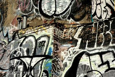 Graffiti - New York, NY ... September 19, 2009 ... Photo by Rob Page III