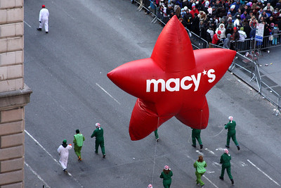 Macy's Thanksgiving Day Parade - Nov 2008