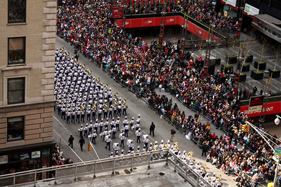The Macy's Day Parade - New York, NY ... November 27, 2008 ... Photo by Rob Page III