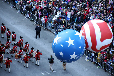 The Macy's Thanksgiving Day Parade - New York, NY ... November 27, 2008 ... Photo by Rob Page III