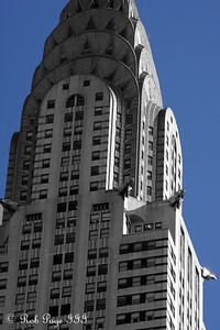 The Chysler Building - New York, NY ... November 28, 2008 ... Photo by Rob Page III