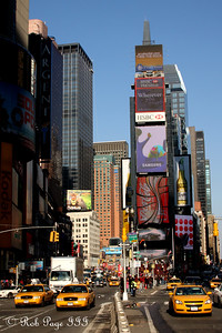 Times Square - New York, NY ... November 28, 2008 ... Photo by Rob Page III